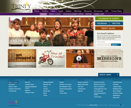 Trinity UMC Website