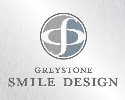 Greystone Smile Design: Logo Design
