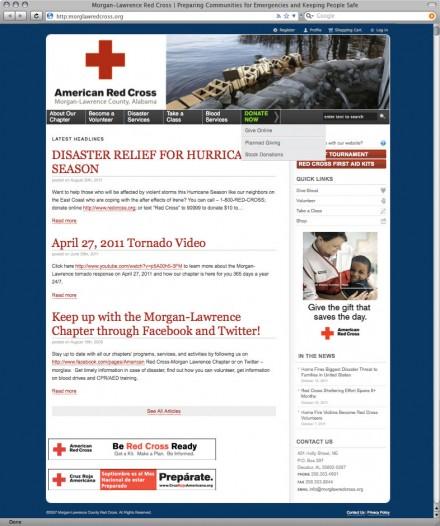 Morgan-Lawrence Red Cross