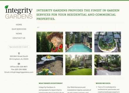 Integrity Gardens