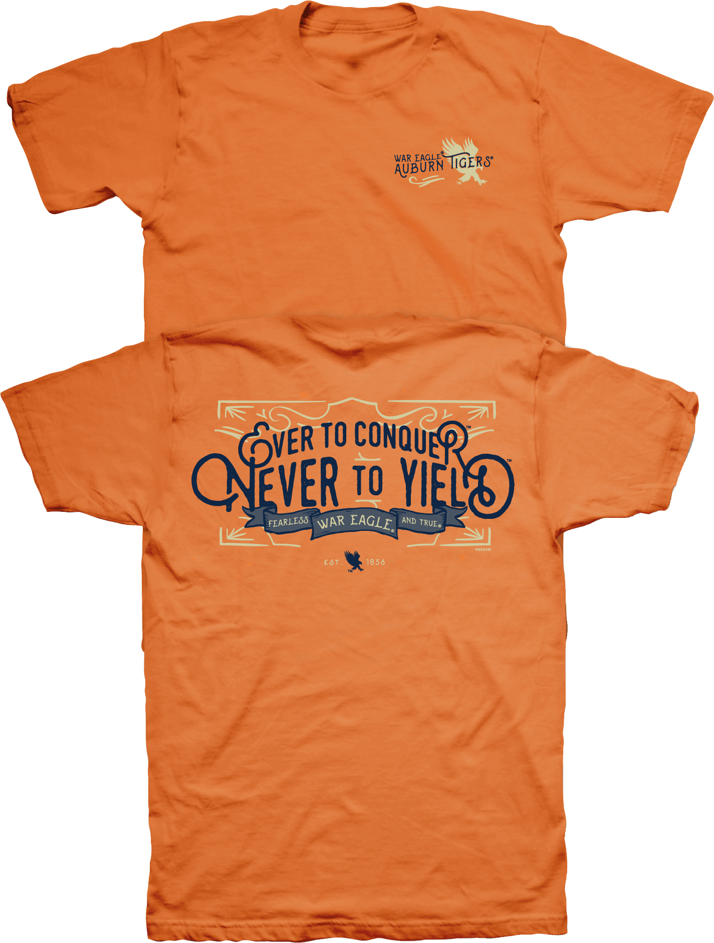 Auburn Football T Shirts Awful Cool Branding Creative