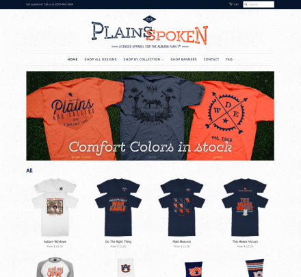 PlainsSpoken.com
