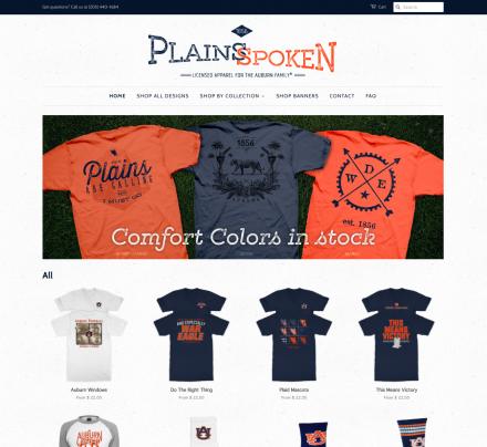 PlainsSpoken.com