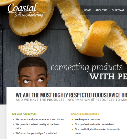 Coastal Sales & Marketing